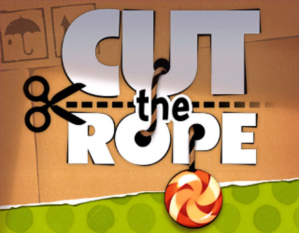 cut the rope Rope Cut Game For Android